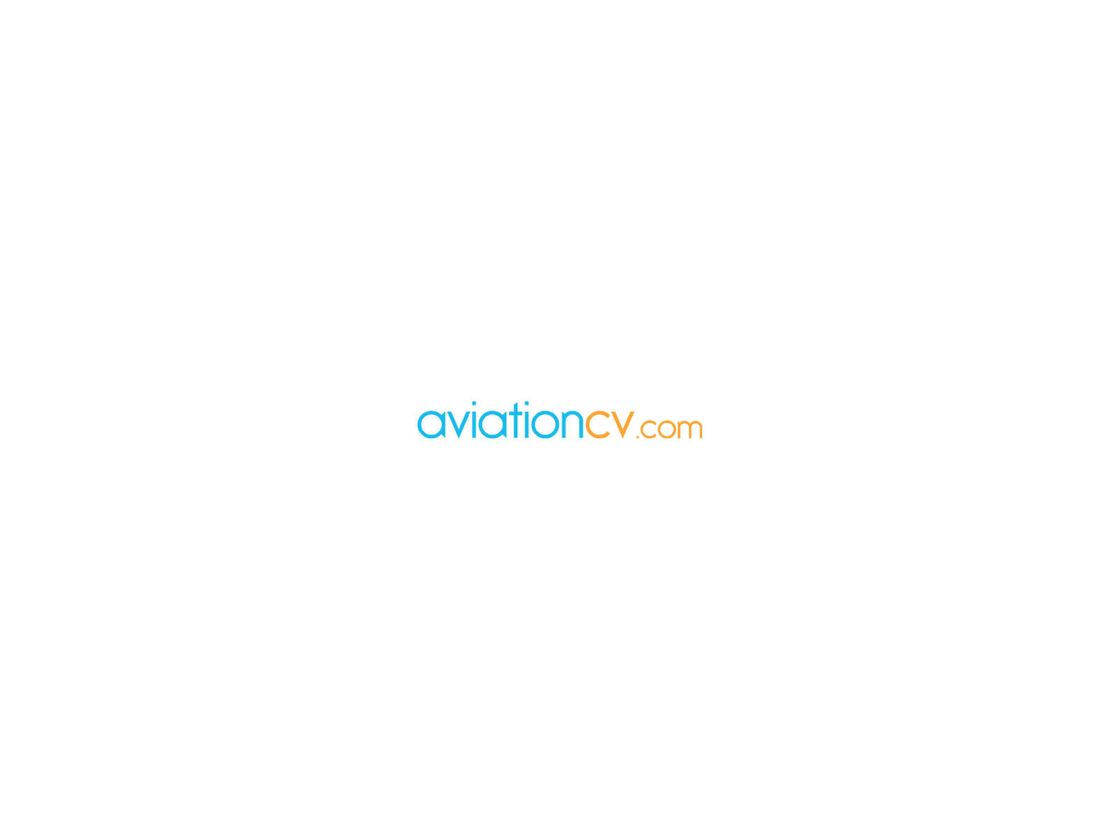 Logotype Aviation CV | Corporate style | WinWin