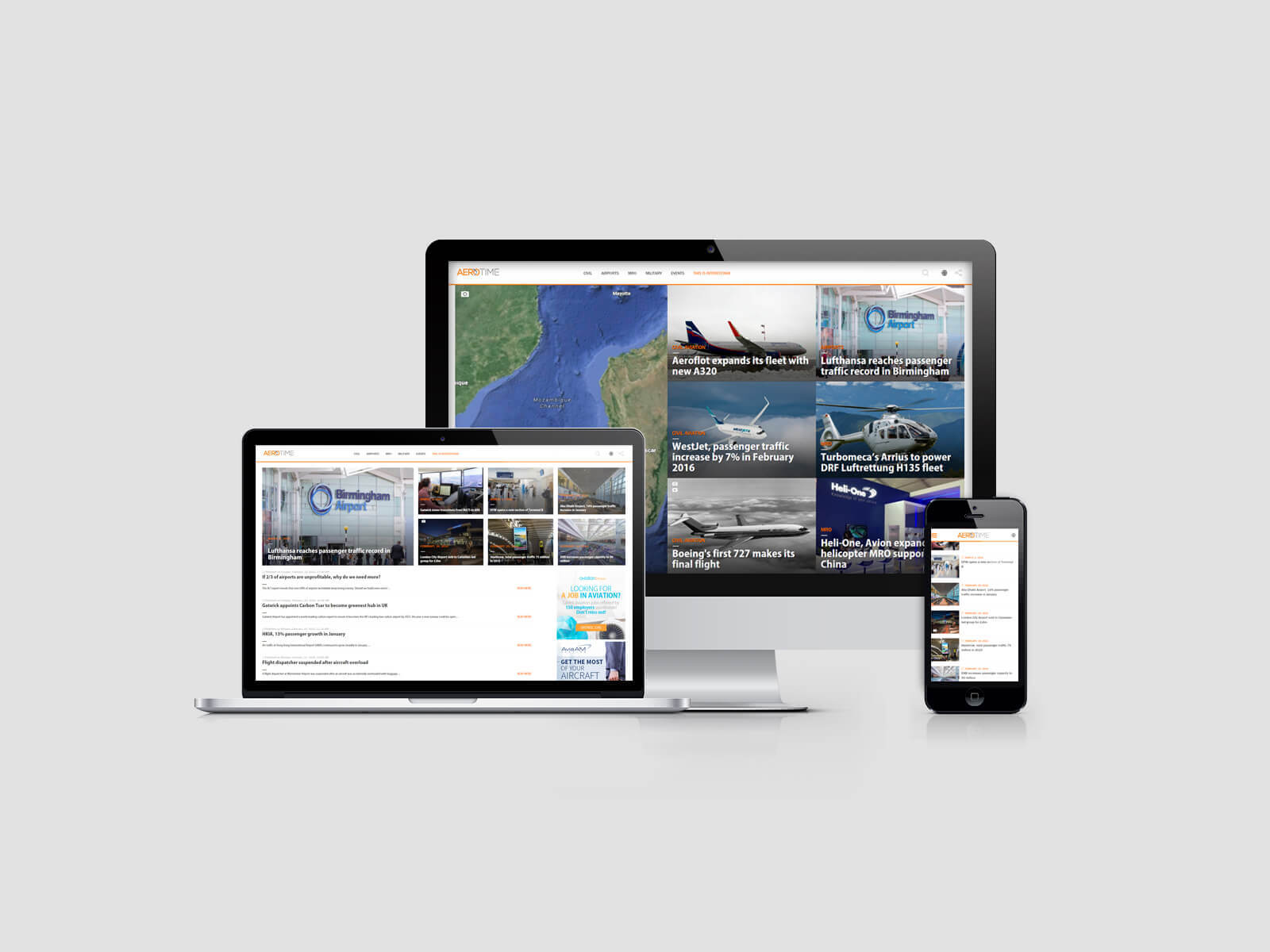 aviation news website